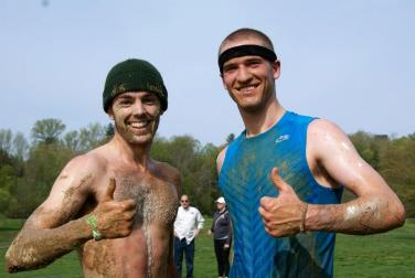 Mud Run End