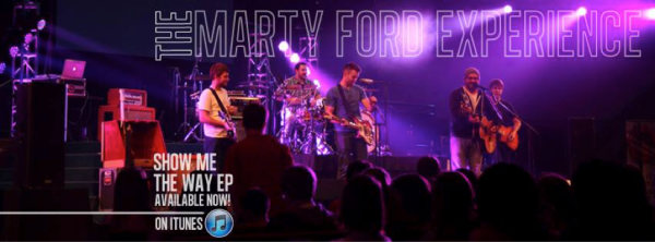 Marty Ford Experience